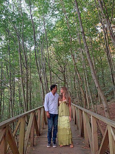 que ver en cantabria Bosque de Secuoyas en Cantabria