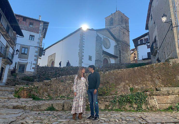 los pueblos más bonitos de España Candelario