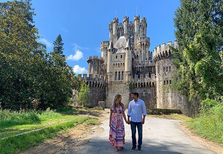 que ver en el país vasco Castillo de Butrón
