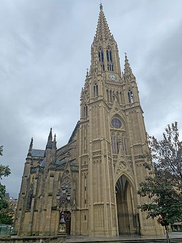 Catedral del Buen Pastor San Sebastián
