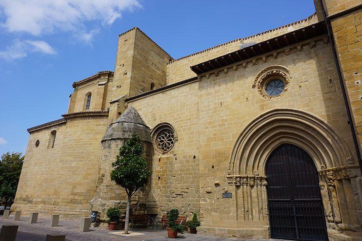 Iglesia de San Juan Bautista Laguardia