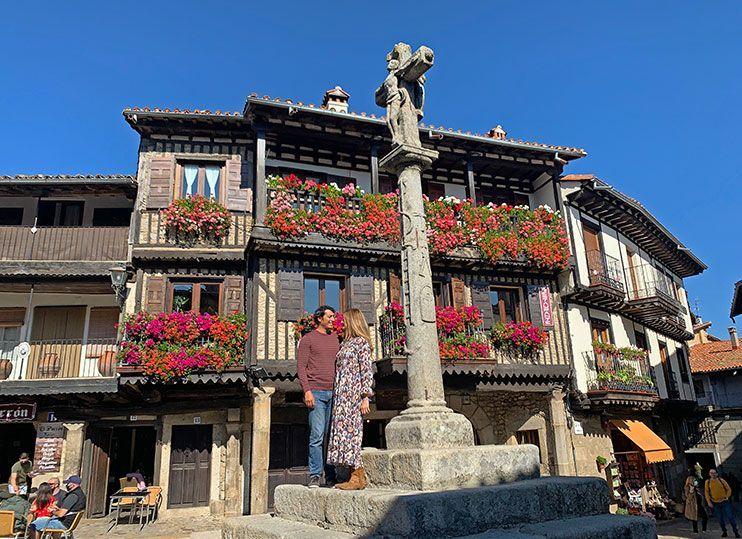 los pueblos más bonitos de España La Alberca