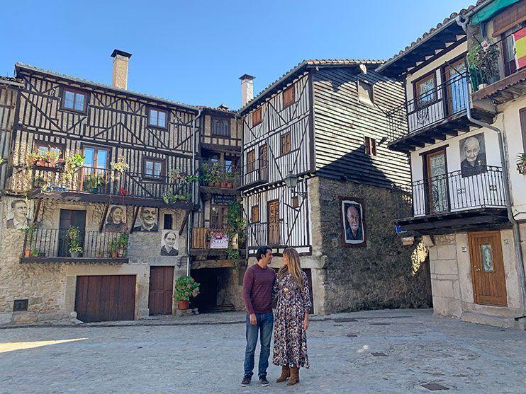 los pueblos más bonitos de España Mogarraz
