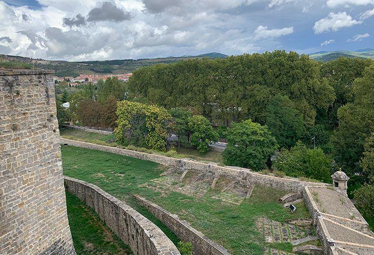 Murallas de Pamplona