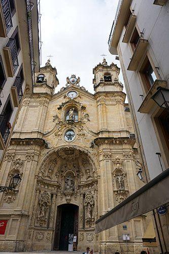 Basílica Nuestra Señora del Coro