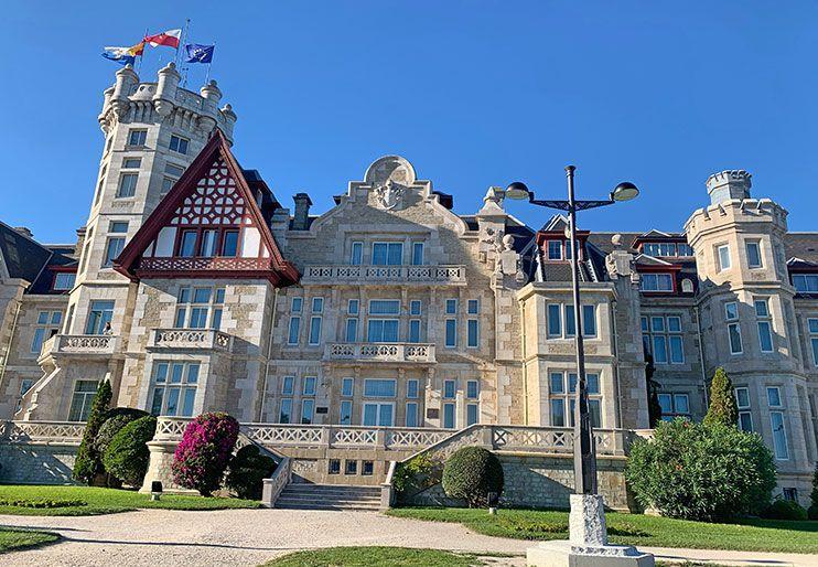 Palacio de la Magdalena Santander