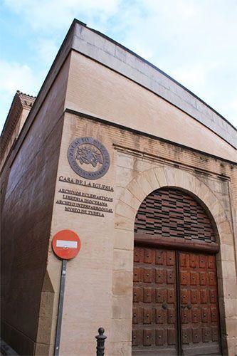Palacio Decanal que ver en tudela