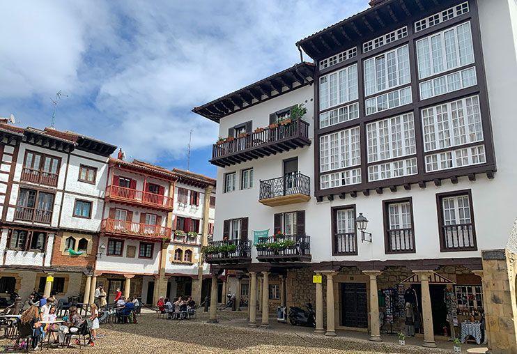 Plaza Guipuzkoa Hondarribia
