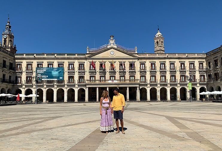 Plaza Nueva Vitoria