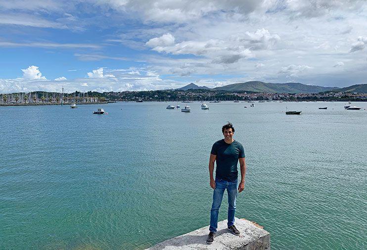 Puerto de Fuenterrabía