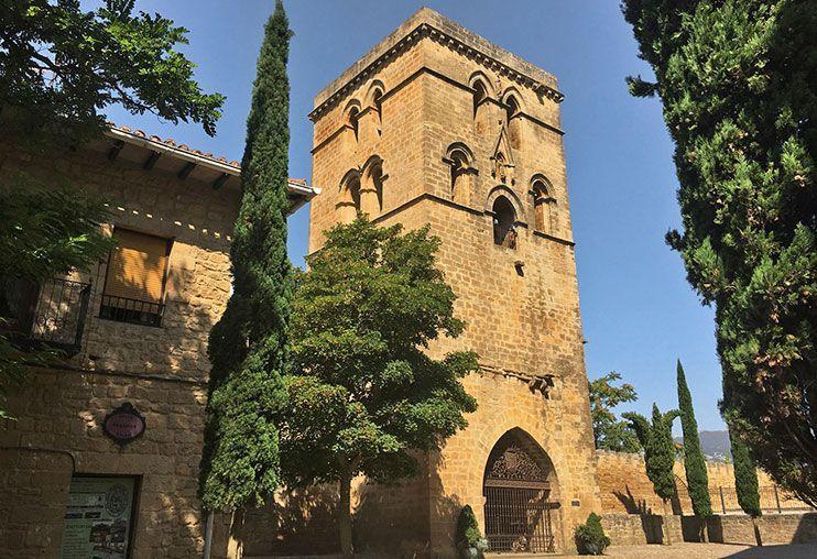 Torre Abacial Laguardia