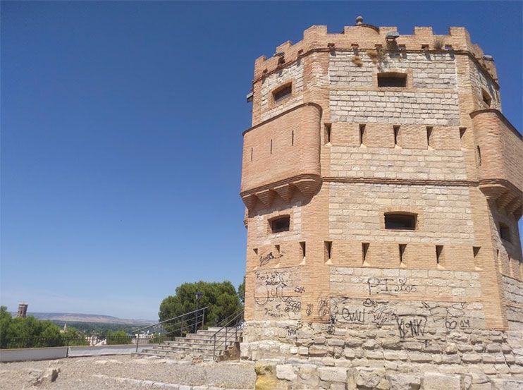 torre monreal que ver en Tudela