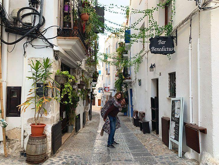 Peñiscola pueblos más bonitos de España