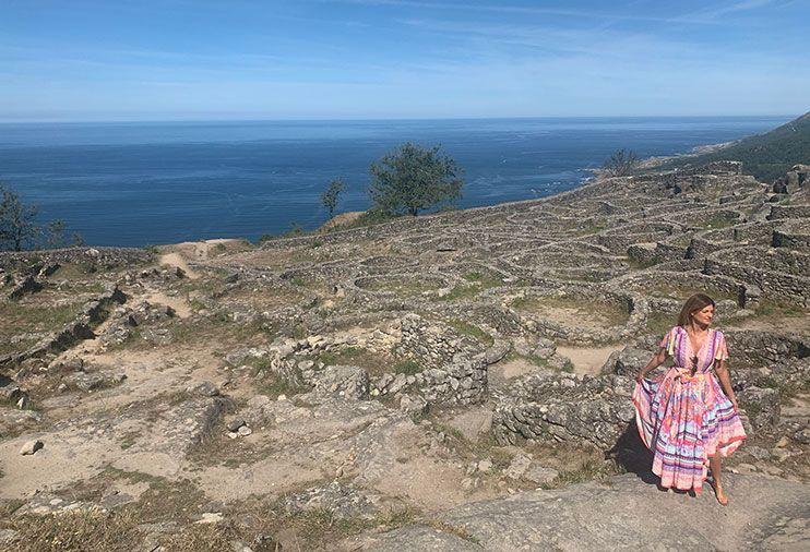 que ver en Galicia Castro Santa Tecla