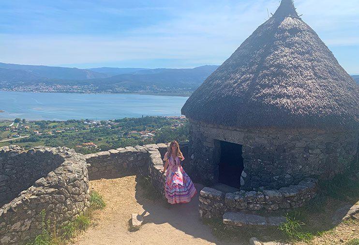 que ver en Galicia Castro de Santa Trega