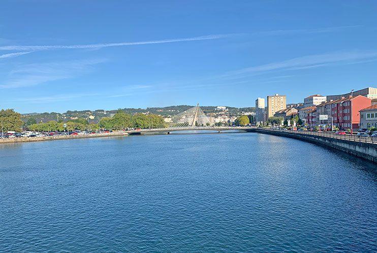Cómo llegar a Pontevedra
