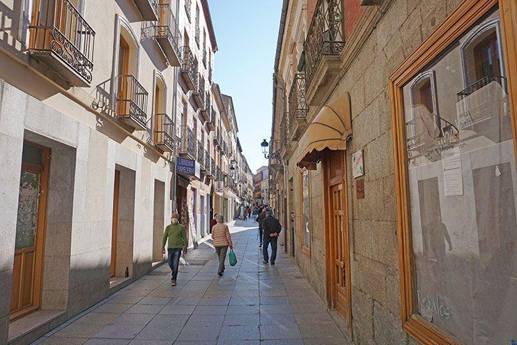 Cómo moverse en Ávila
