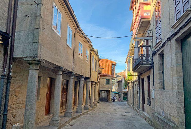 Qué ver en Pontevedra