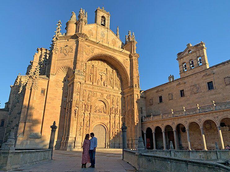 Convento de San Esteban Salamanca