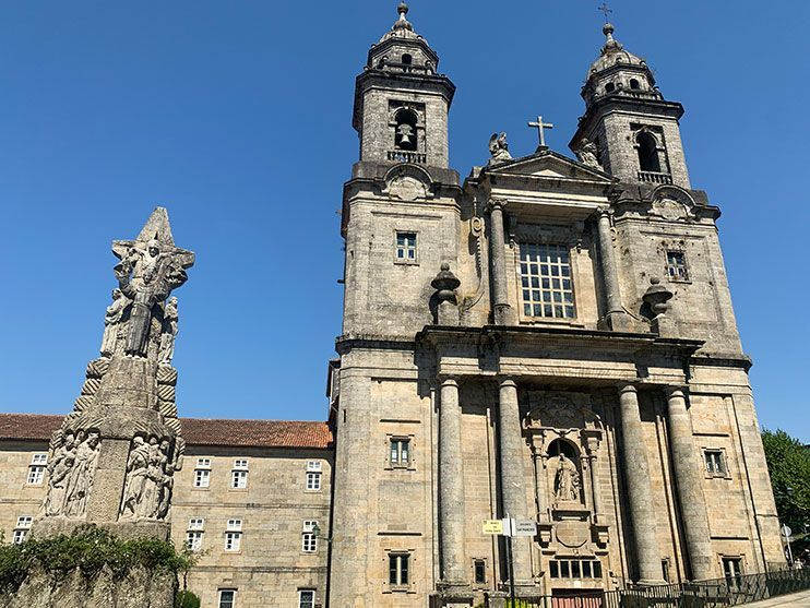 Iglesia San Francisco Santiago de Compostela