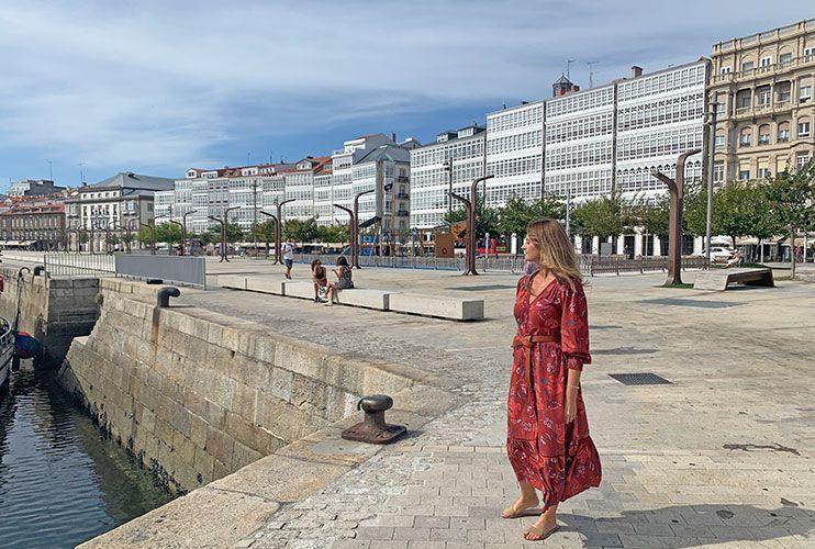 La Marina Coruña