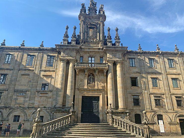 Monasterio San Martiño Santiago de Compostela
