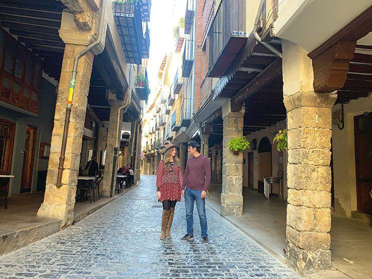 Los pueblos más bonitos de España: Morella