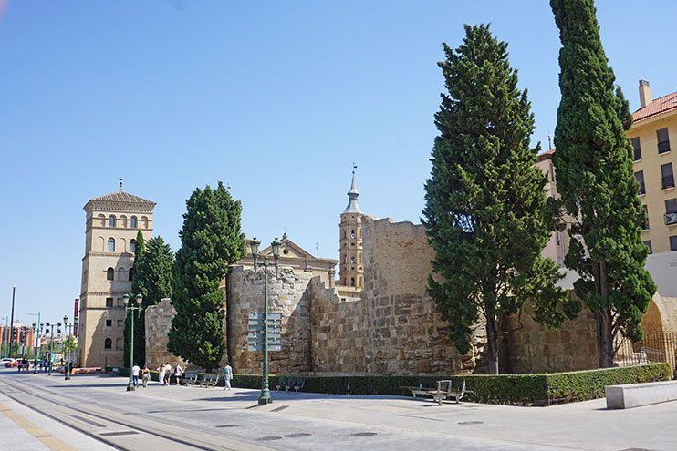 Murallas de Zaragoza