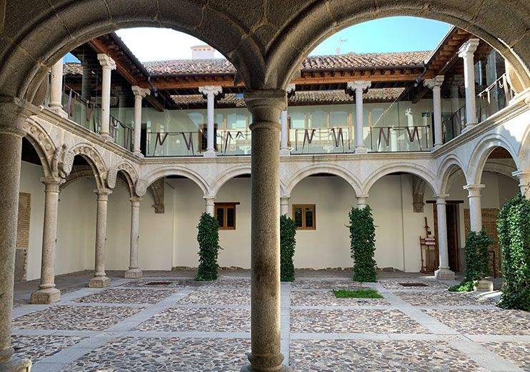 Palacio de los Verdugo Ávila