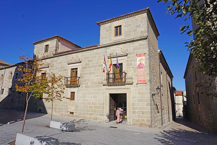 Casa de Superunda Ávila