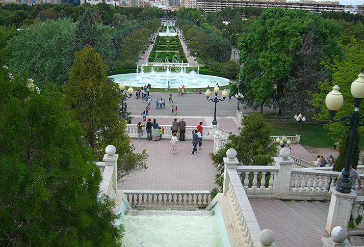 Parque Labordeta