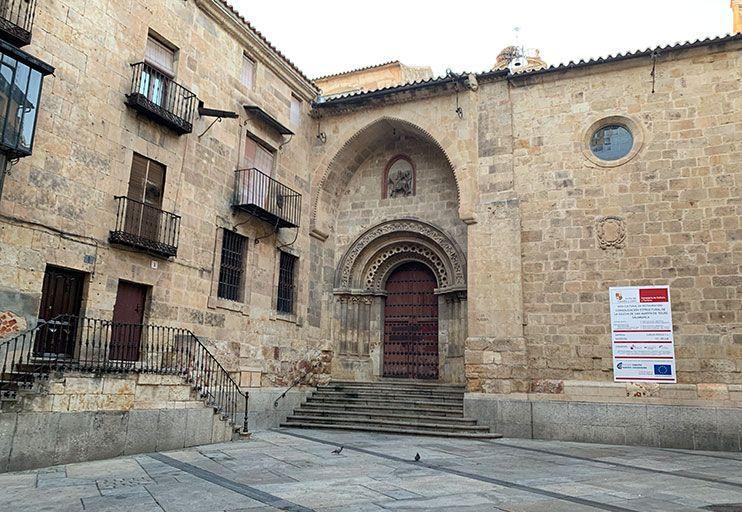 Plaza del Corrilo Salamanca