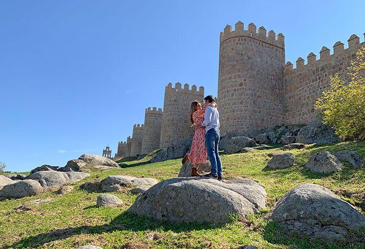 Lugares imprescindibles que ver en Ávila en un día