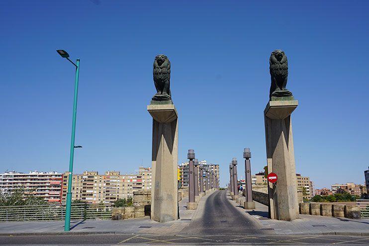 Puente de Piedra Zaragoza