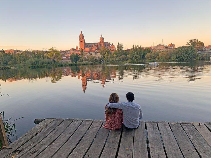 Las mejores vistas de Salamanca
