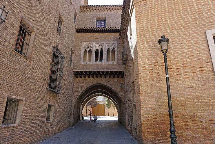 Arco del Deán Zaragoza