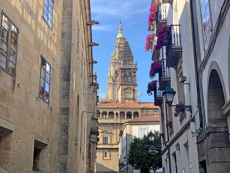 Rua do Franco Santiago de Compostela