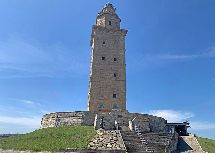 Torre de Hércules Coruña