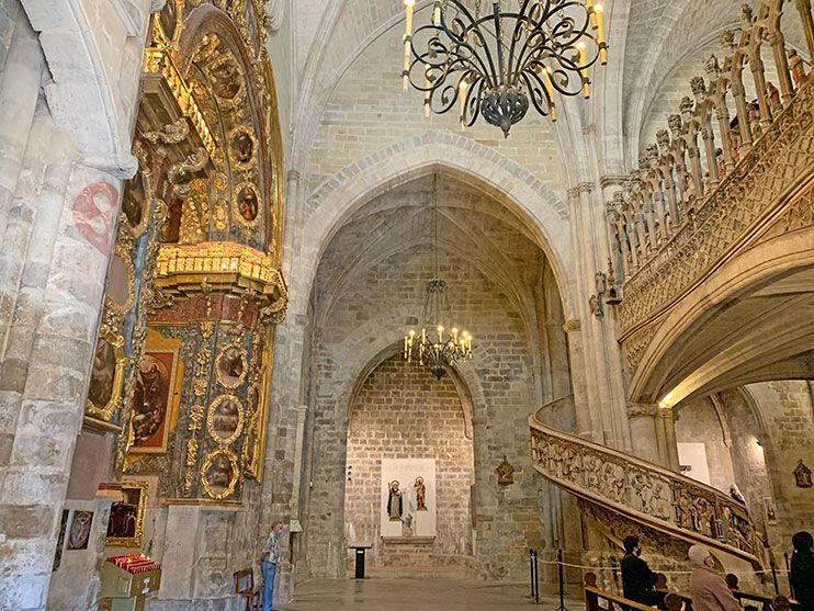 Basílica Santa María la Mayor Morella