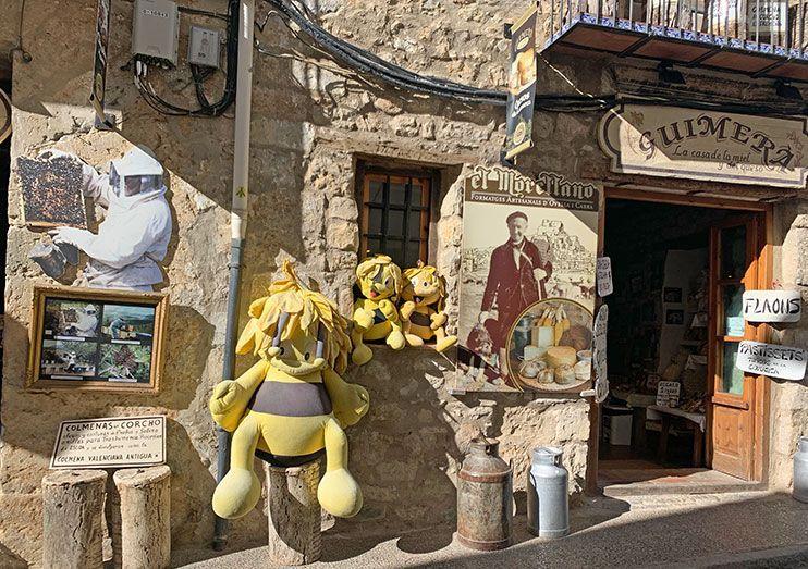 Calle Blasco de Alagón Morella