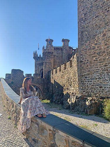 Castillo de los Templarios Ponferrada