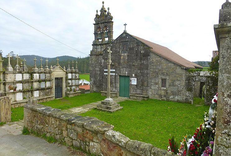 Iglesias de Muxía