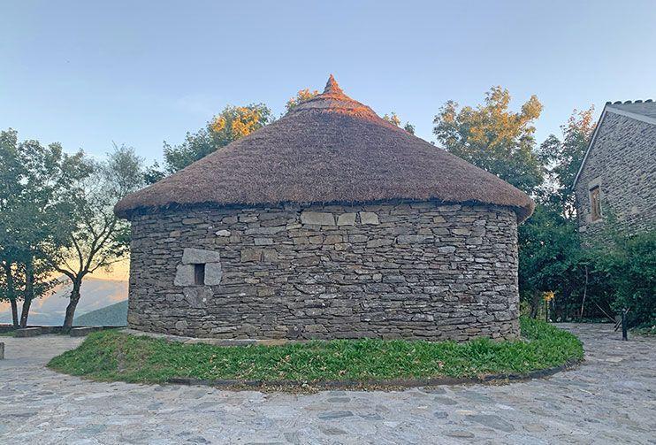Pallozas de Galicia
