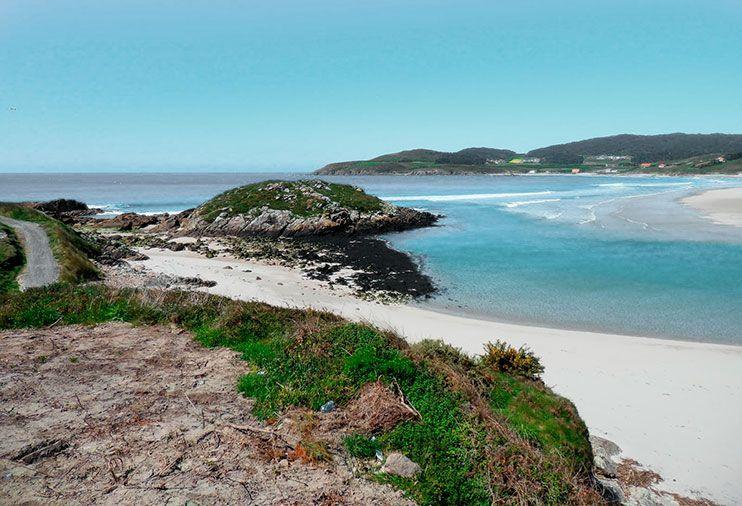 Playa de Nemiña que ver en Muxia