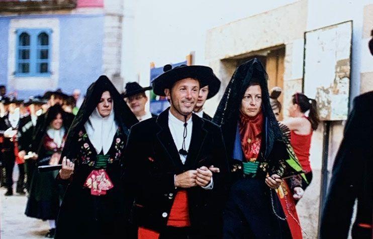 tradiciones de Candelario