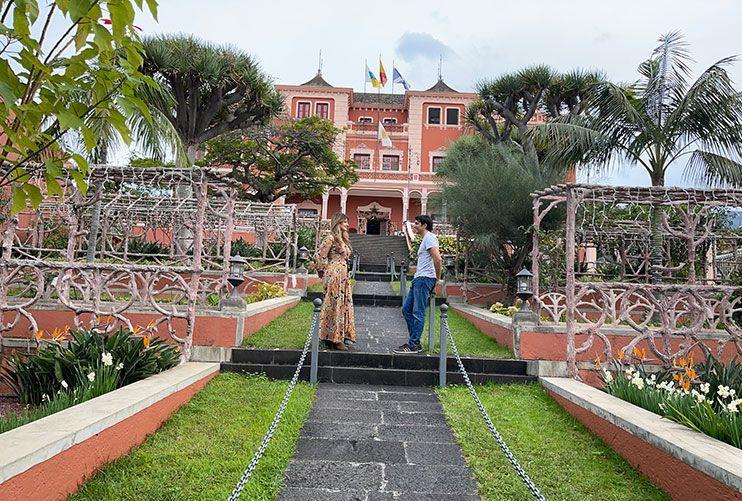 que ver en La Orotava Tenerife