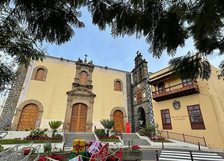 Plaza de la Constitución que ver en La Orotava