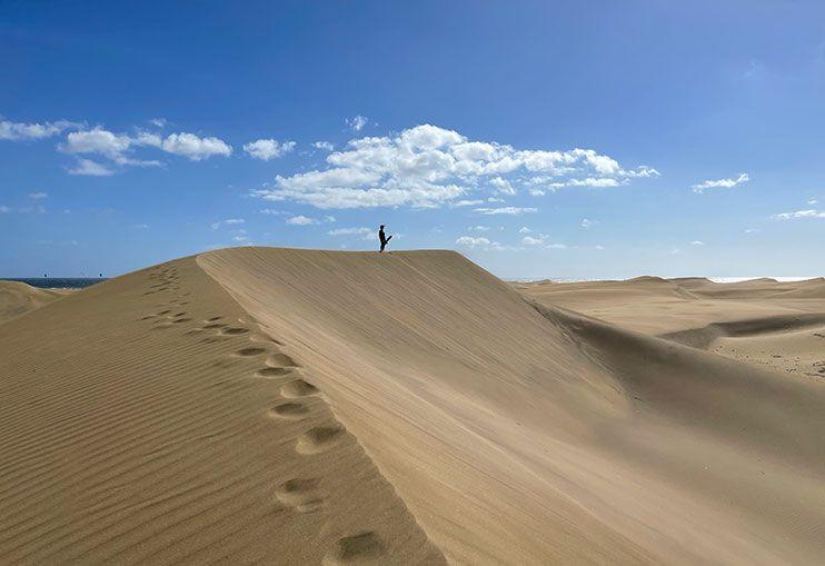 viajar por españa Gran Canaria