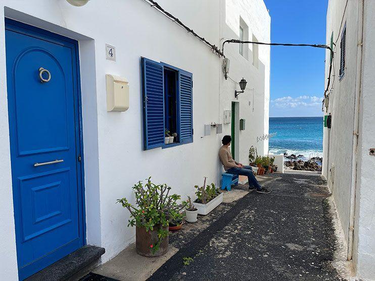 Punta Mujeres Lanzarote