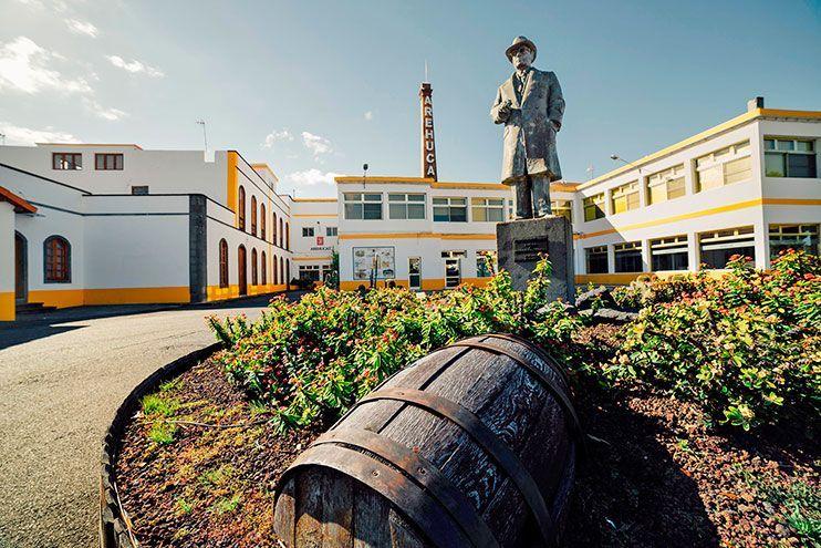 Fábrica Arehucas